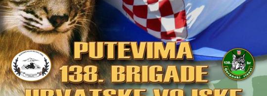 PUTEVIMA 138. BRIGADE H.V. GORANSKI RISOVI